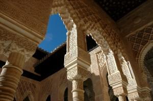 Alhambra_Granada._Spain