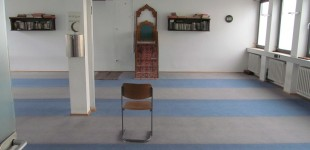 Moschee Innenansicht