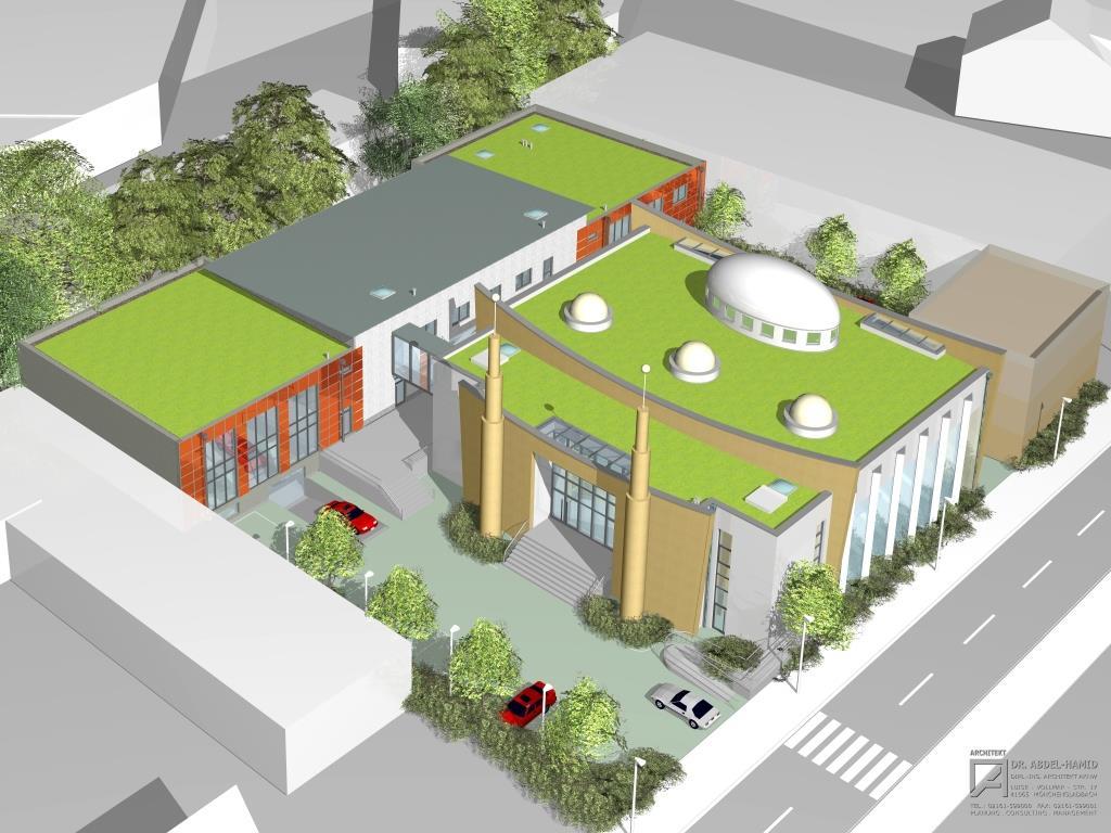 Neubau Gemeindezentrum